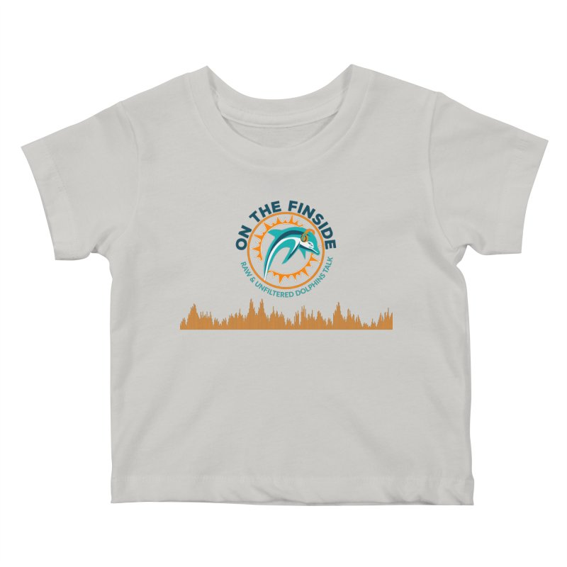 FinSide Bullet Kids Baby T-Shirt by OnTheFinSide's Artist Shop