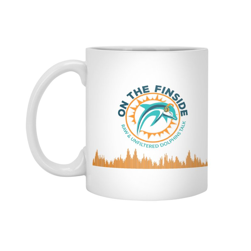 FinSide Bullet Accessories Standard Mug by On The Fin Side's Artist Shop