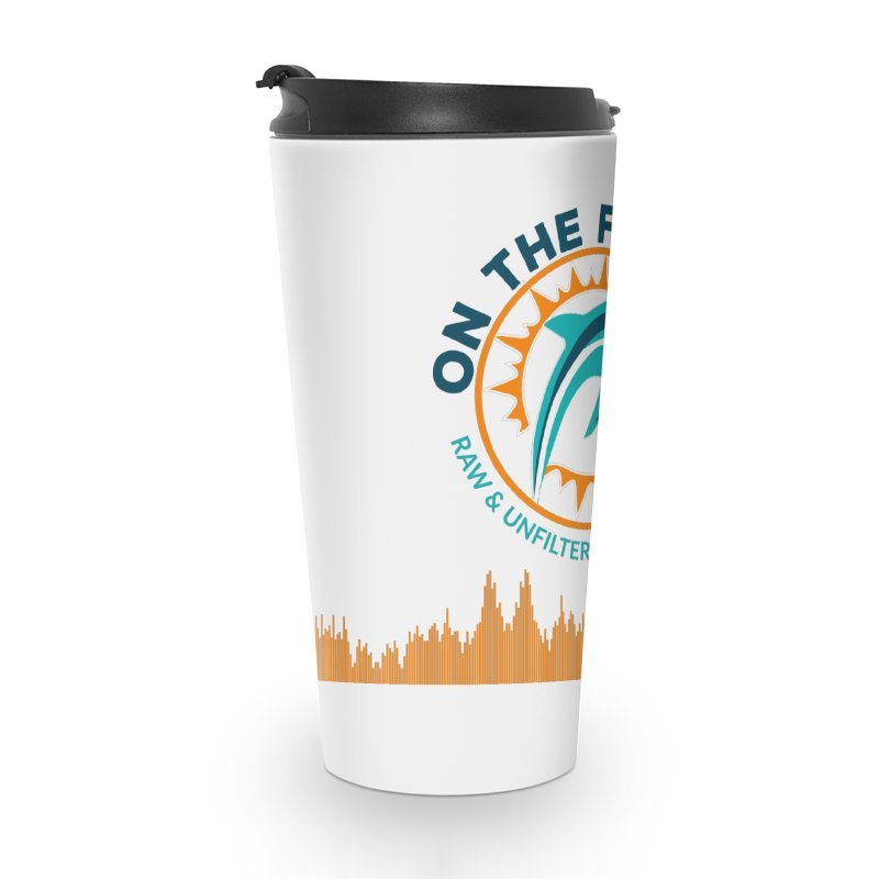 FinSide Bullet Accessories Travel Mug by On The Fin Side's Artist Shop