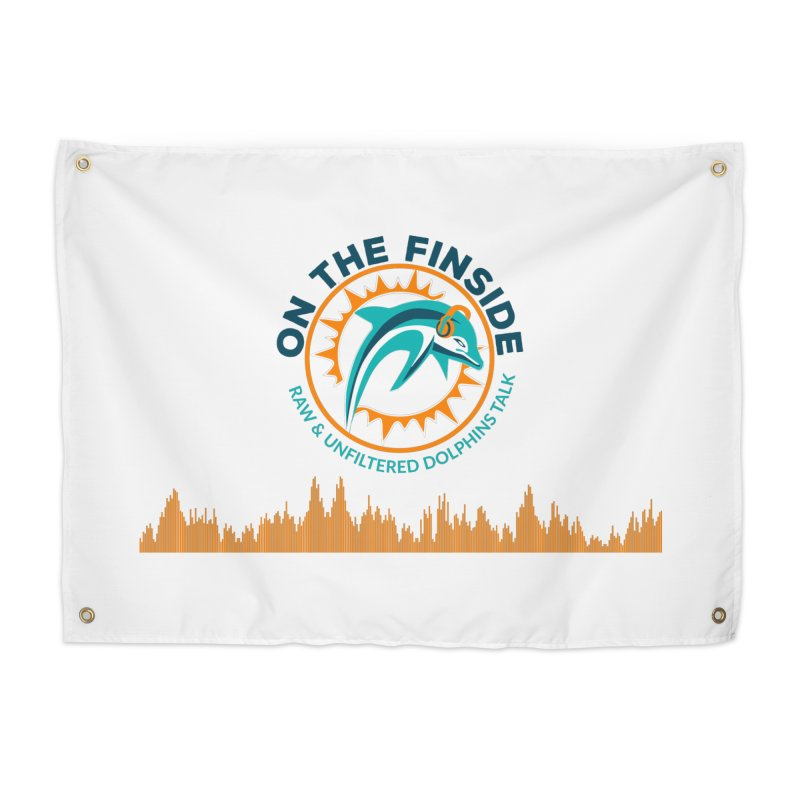 FinSide Bullet Home Tapestry by On The Fin Side's Artist Shop