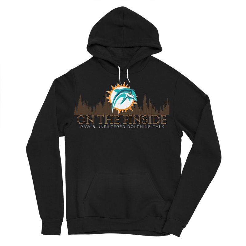 Clear Fire Women's Sponge Fleece Pullover Hoody by OnTheFinSide's Artist Shop