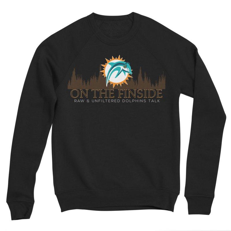 Clear Fire Women's Sponge Fleece Sweatshirt by OnTheFinSide's Artist Shop