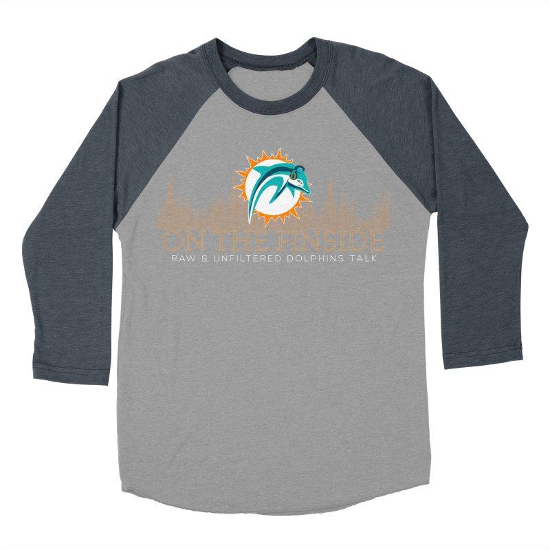 Clear Fire Men's Longsleeve T-Shirt by On The Fin Side's Artist Shop