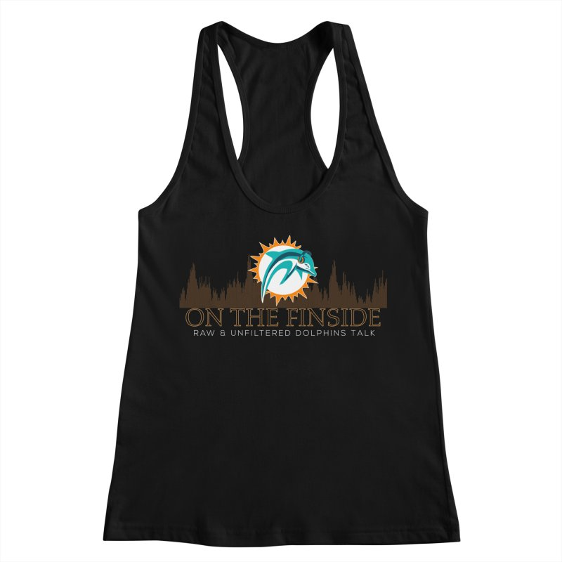 Clear Fire Women's Tank by On The Fin Side's Artist Shop