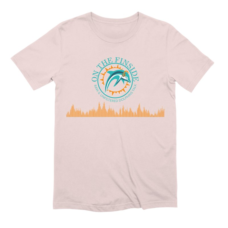 Aqua Bullet Men's Extra Soft T-Shirt by On The Fin Side's Artist Shop