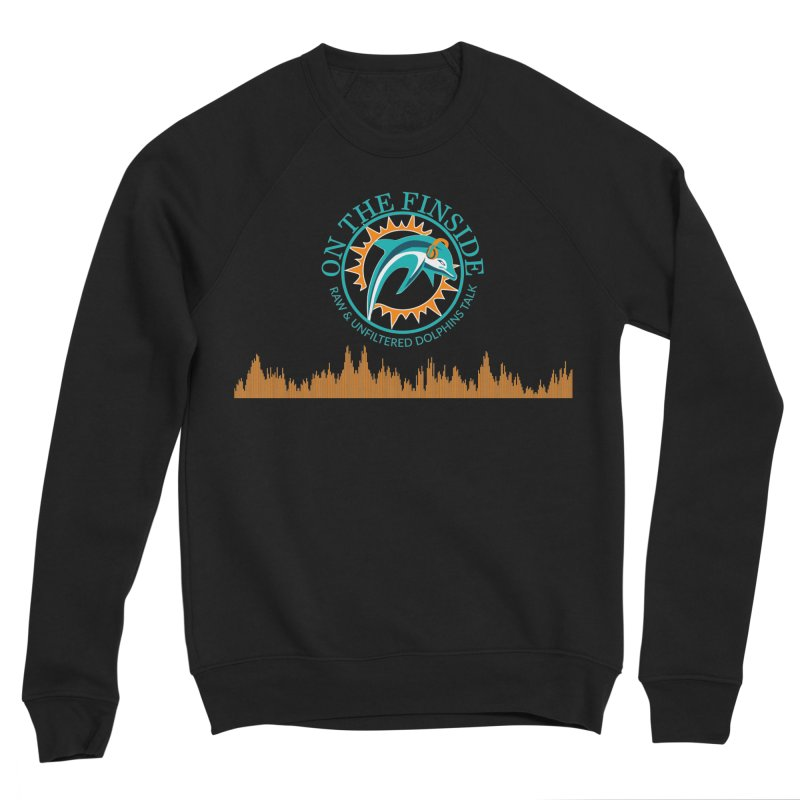 Aqua Bullet Women's Sponge Fleece Sweatshirt by On The Fin Side's Artist Shop