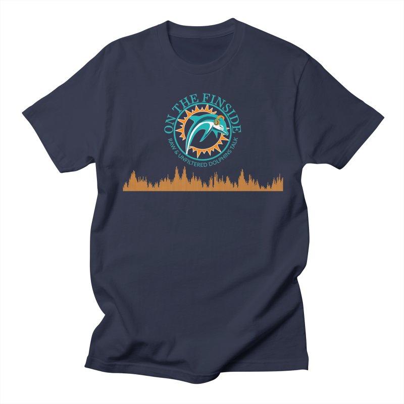 Aqua Bullet Men's T-Shirt by OnTheFinSide's Artist Shop