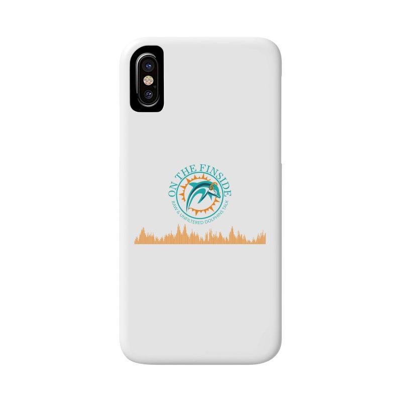 Aqua Bullet Accessories Phone Case by OnTheFinSide's Artist Shop