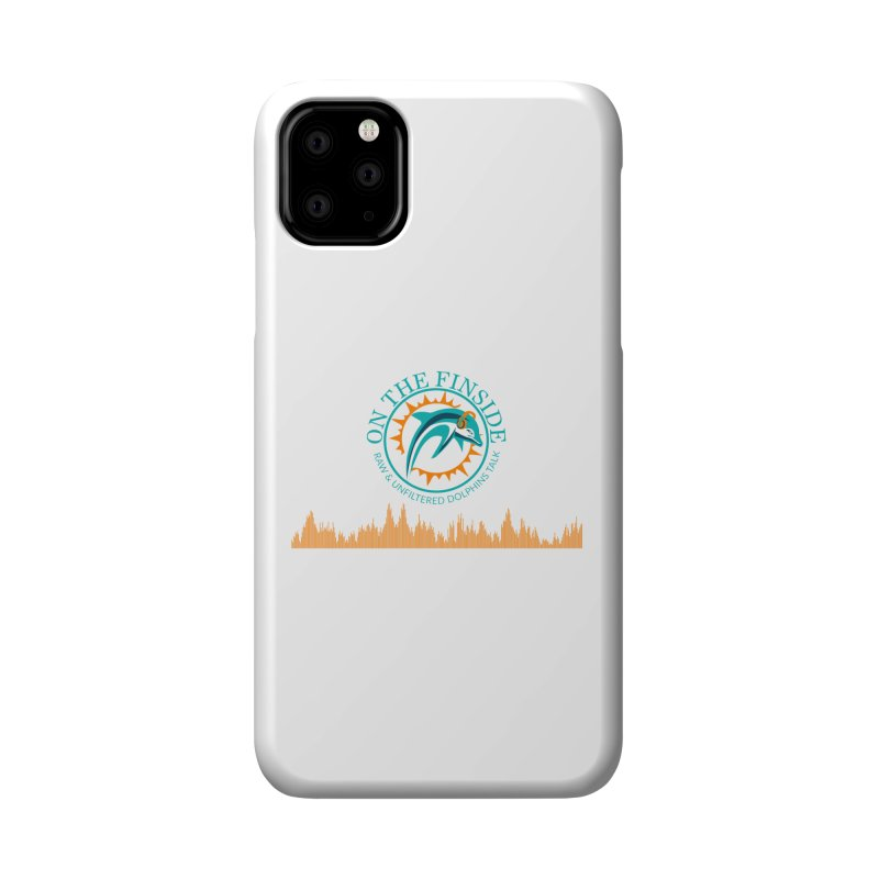 Aqua Bullet Accessories Phone Case by On The Fin Side's Artist Shop