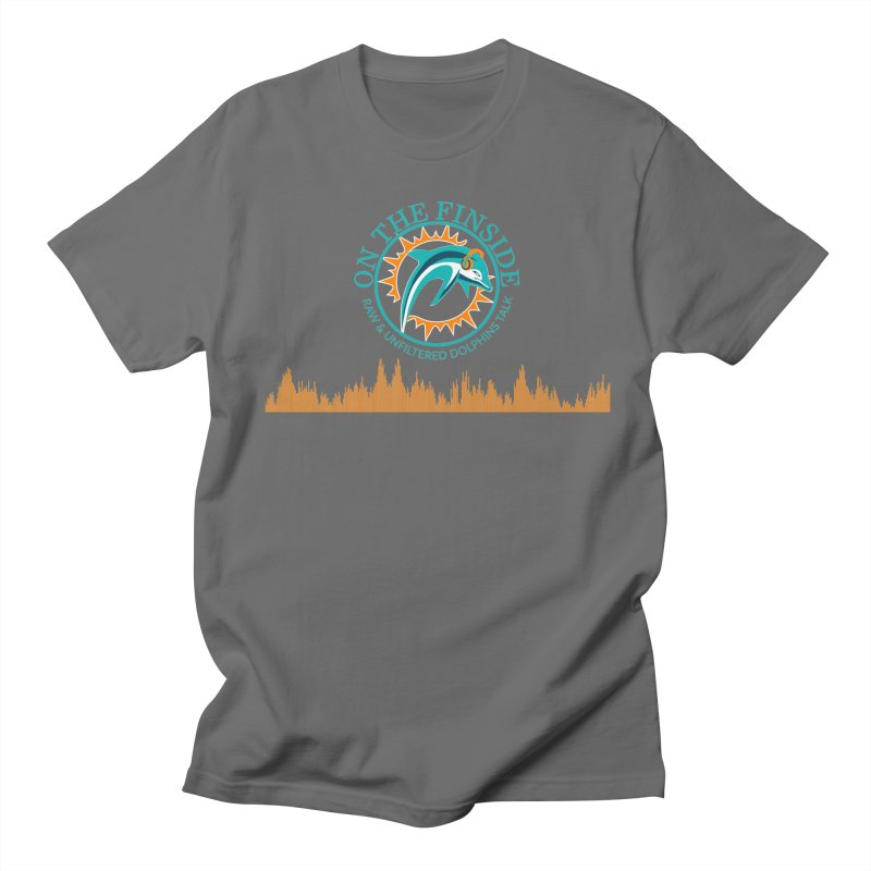 Fired up Fins Glow Women's T-Shirt by On The Fin Side's Artist Shop