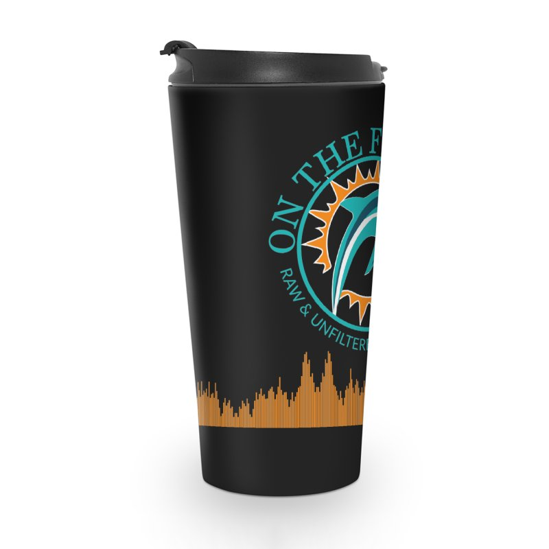 Fired up Fins Glow Accessories Mug by On The Fin Side's Artist Shop
