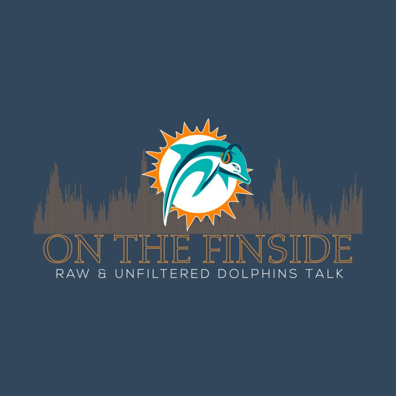 FinSide Fire Men's T-Shirt by On The Fin Side's Artist Shop