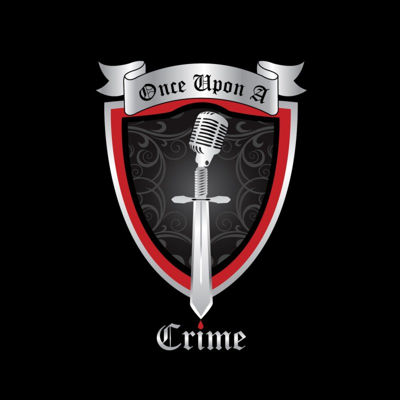 Once Upon A Crime Logo Men's T-Shirt by Once Upon a Crime