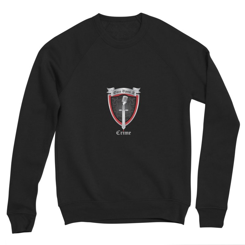 Once Upon A Crime Logo Men's Sweatshirt by Once Upon a Crime