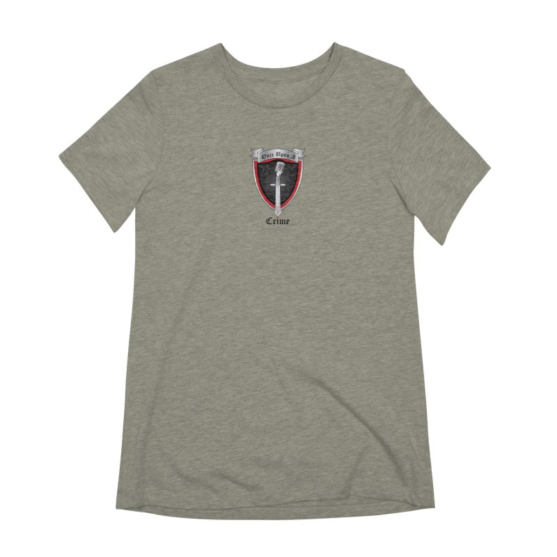 OUAC O.G. Women's T-Shirt by Once Upon a Crime