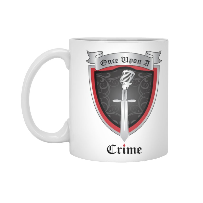 OUAC O.G. Accessories Standard Mug by Once Upon a Crime