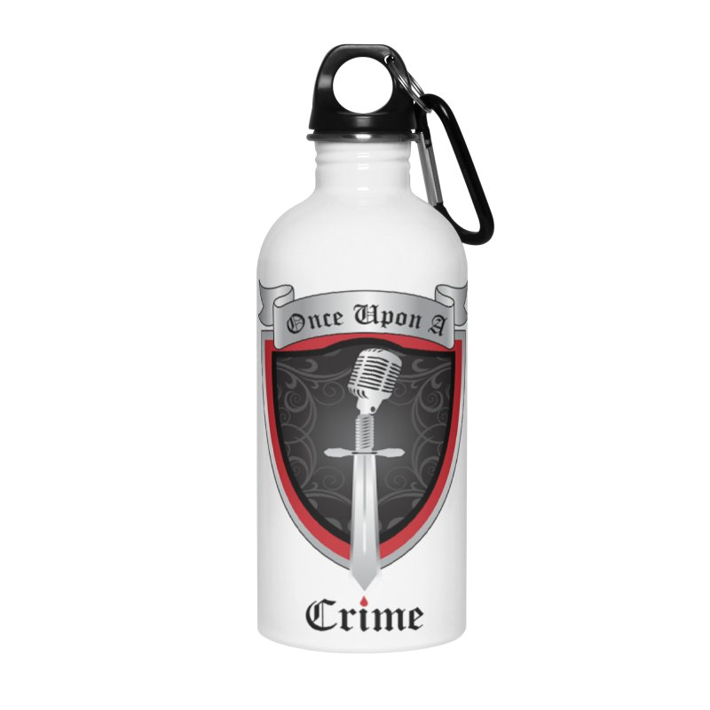 OUAC O.G. Accessories Water Bottle by Once Upon a Crime