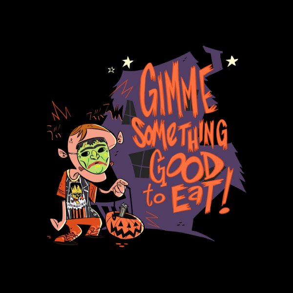 Design for Gimme Something Good To Eat!