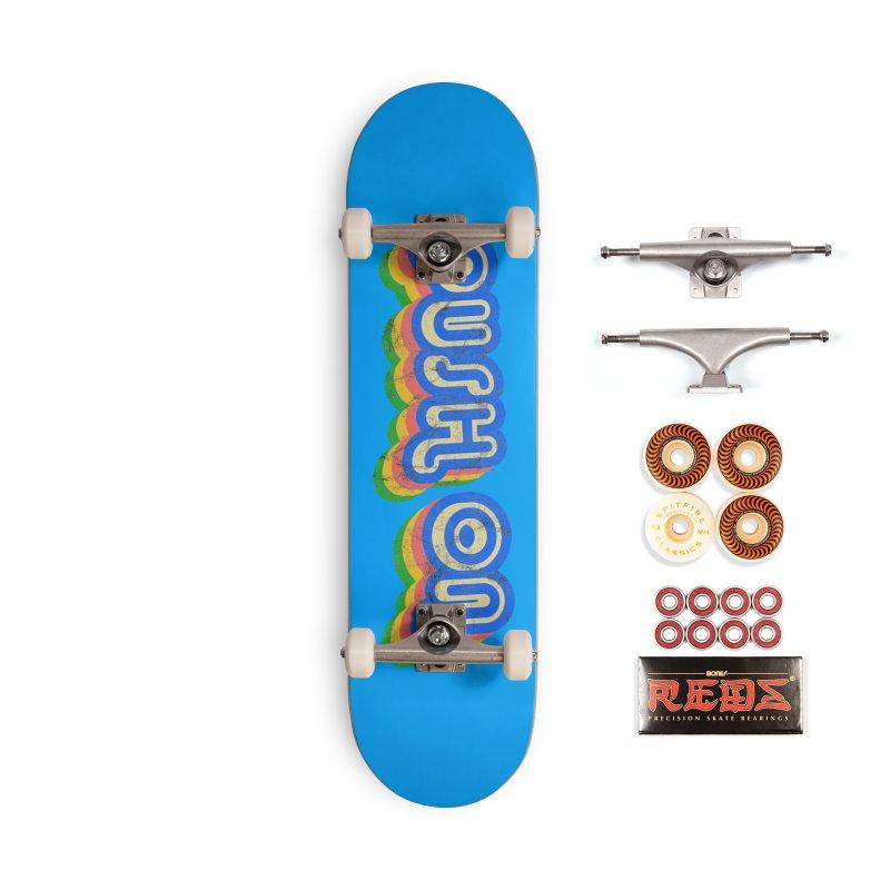 Push On Accessories Skateboard by Oppositebox's Online Shop