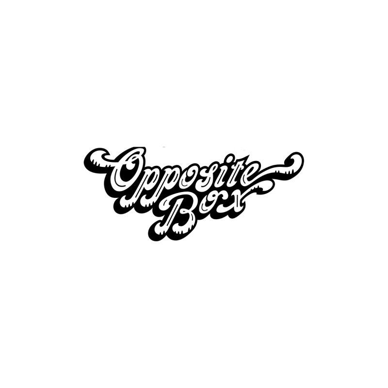 Opposite Box logo Accessories Skateboard by Oppositebox's Online Shop