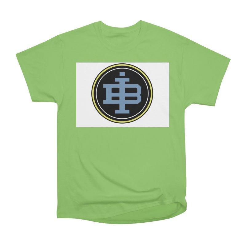 Original BlackIce Men's Heavyweight T-Shirt by OriginalBlackIce's Artist Shop