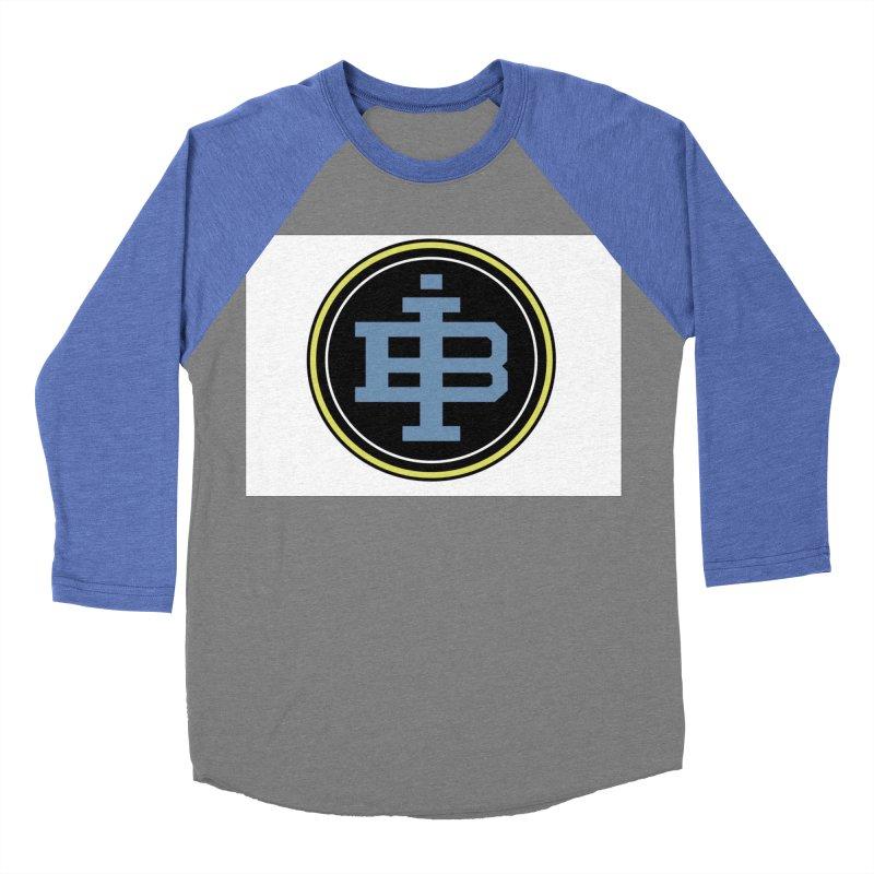 Original BlackIce Women's Baseball Triblend Longsleeve T-Shirt by OriginalBlackIce's Artist Shop