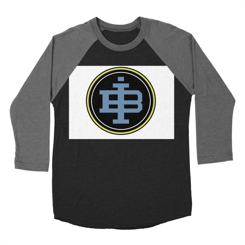 Original BlackIce Men's Baseball Triblend Longsleeve T-Shirt by OriginalBlackIce's Artist Shop