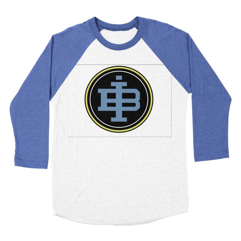 Original BlackIce Men's Baseball Triblend Longsleeve T-Shirt by OriginalBlackIce's Artist Shop