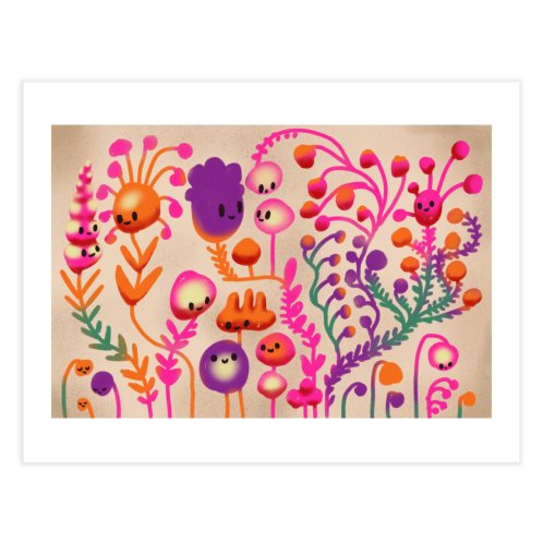 image for Happy Flowers