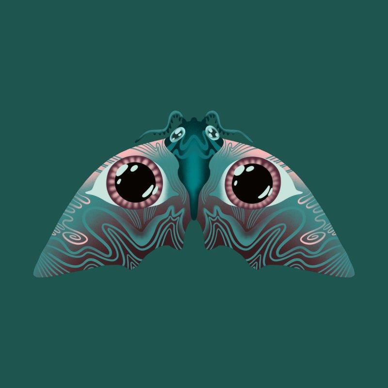 See Ya Moth Men's V-Neck by Ossyhello's Artist Shop