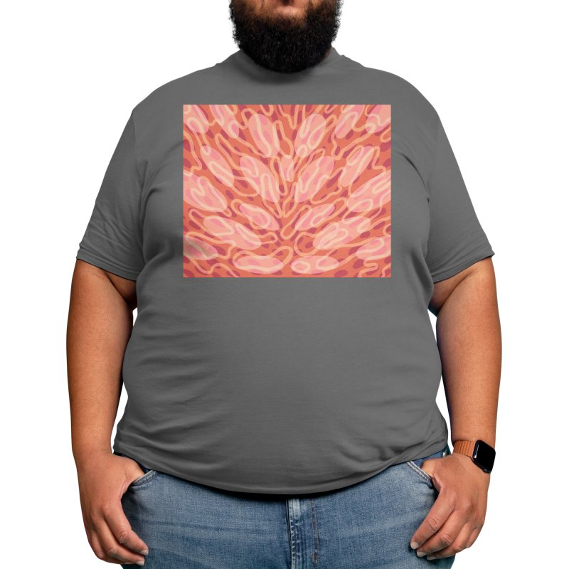 Coral no.3 Men's T-Shirt by Ossyhello's Artist Shop