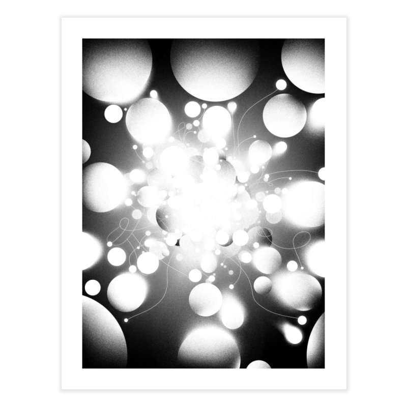 Singularity in Fine Art Print by Otherpeter's Artist Shop