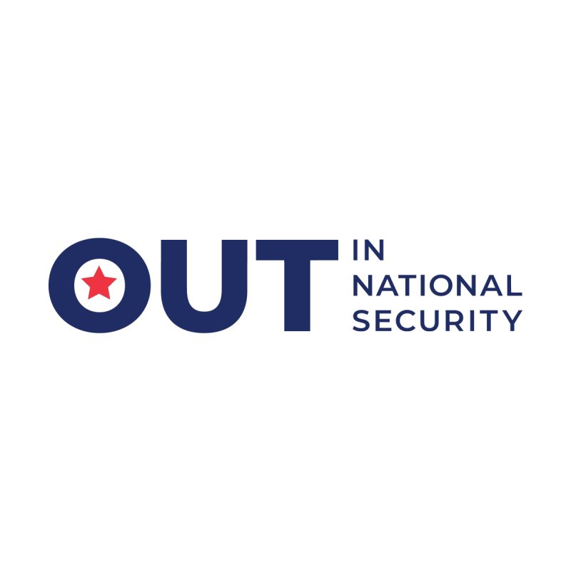Horizontal Logo -Color All Genders T-Shirt by Out in National Security's Shop