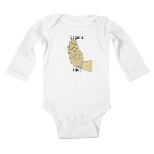 fe2e0b9b Shop Outerbound on Threadless kids baby-longsleeve-bodysuit