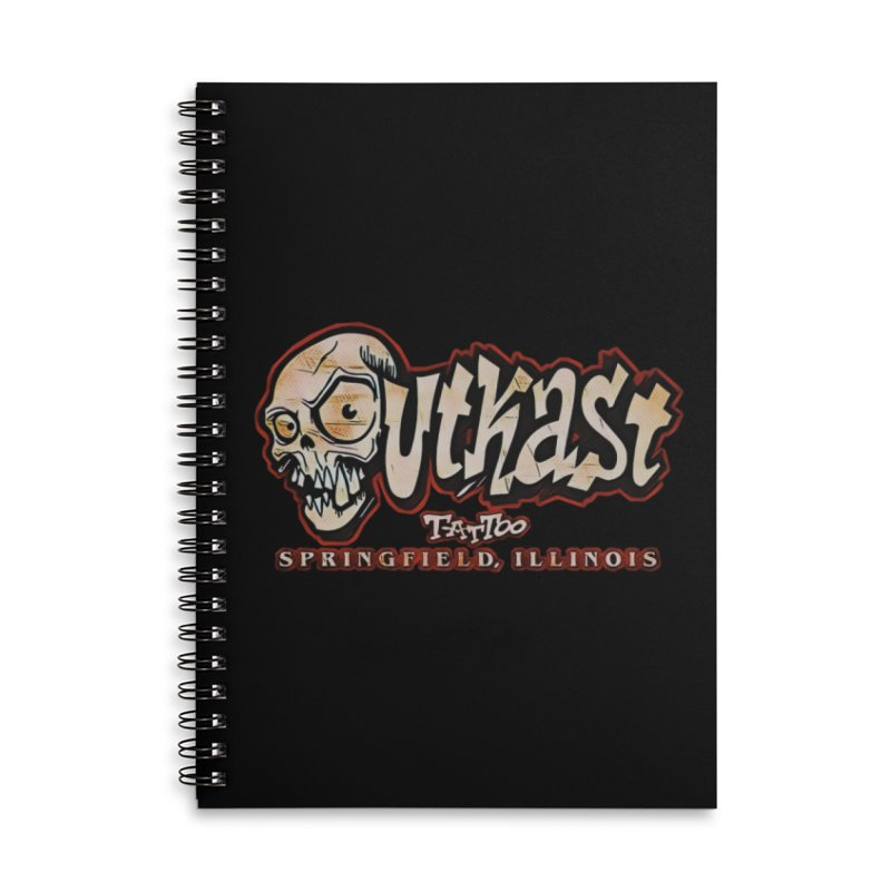 OG LOGO COLOR Accessories Notebook by OutkastTattooCompany's Artist Shop