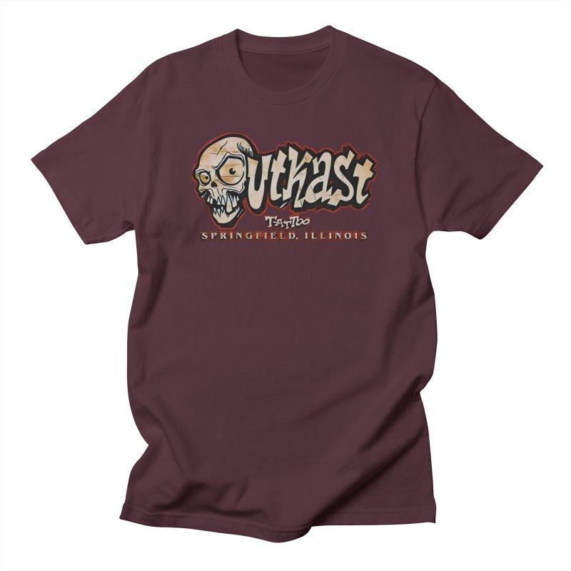 OG LOGO COLOR Men's T-Shirt by OutkastTattooCompany's Artist Shop