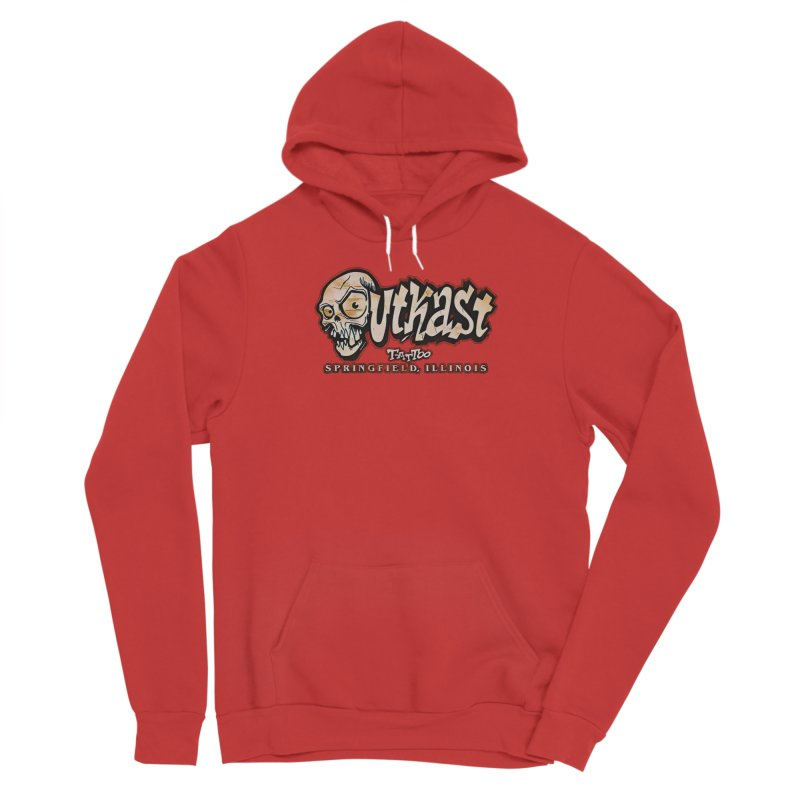 OG LOGO COLOR Women's Pullover Hoody by OutkastTattooCompany's Artist Shop
