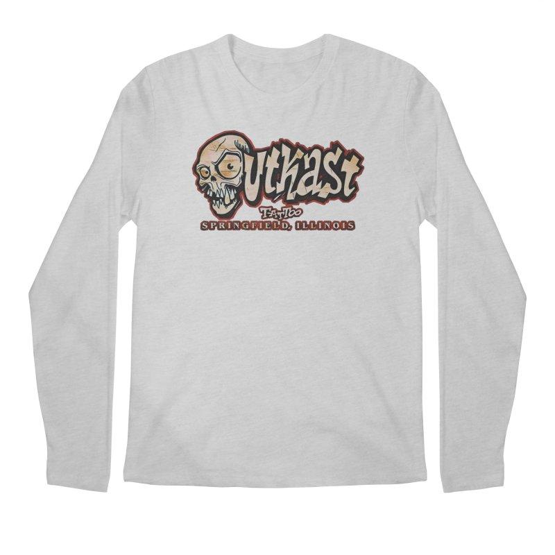 OG LOGO COLOR Men's Longsleeve T-Shirt by OutkastTattooCompany's Artist Shop