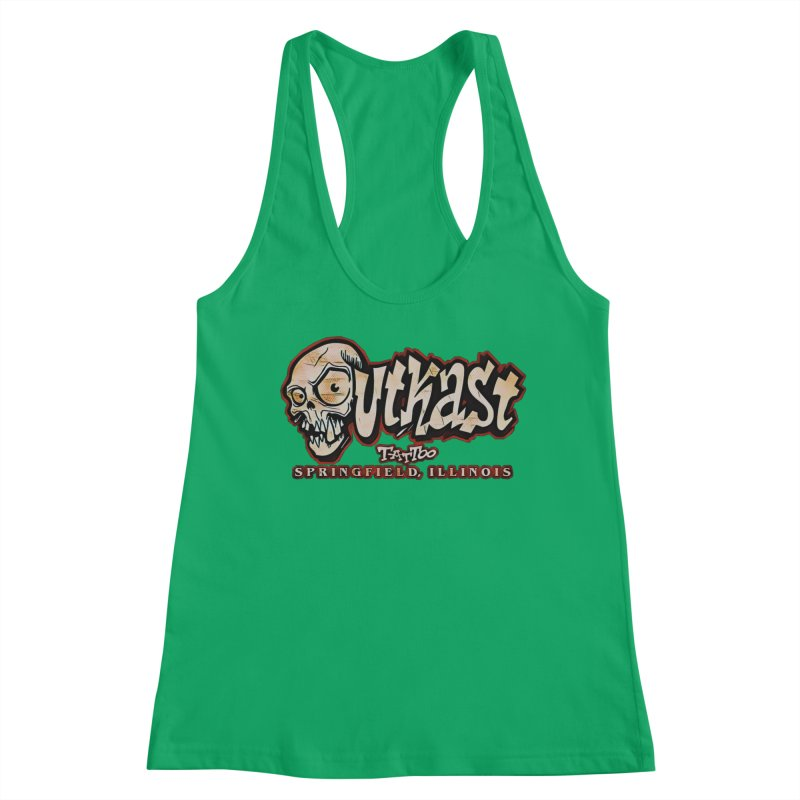 OG LOGO COLOR Women's Tank by OutkastTattooCompany's Artist Shop