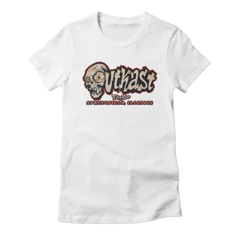 OG LOGO COLOR Women's T-Shirt by OutkastTattooCompany's Artist Shop
