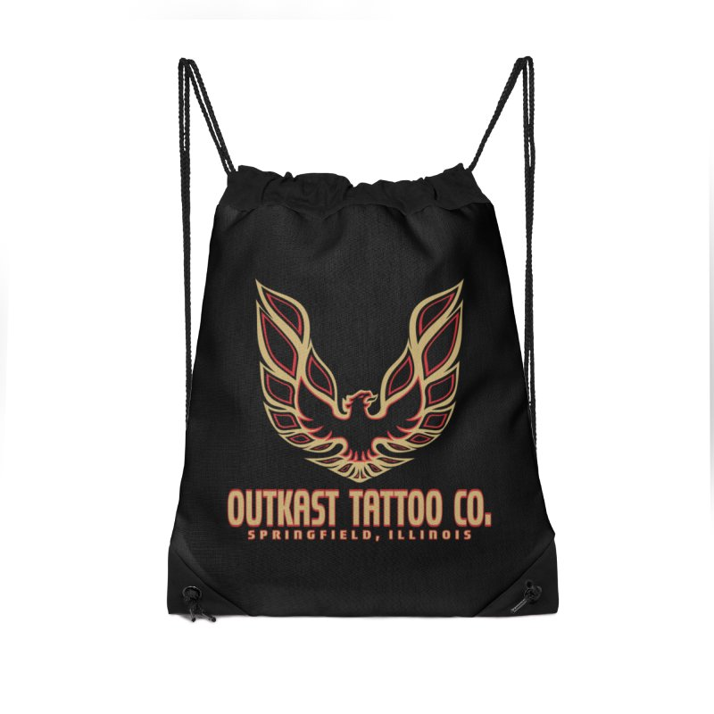OUTKAST AM Accessories Bag by OutkastTattooCompany's Artist Shop