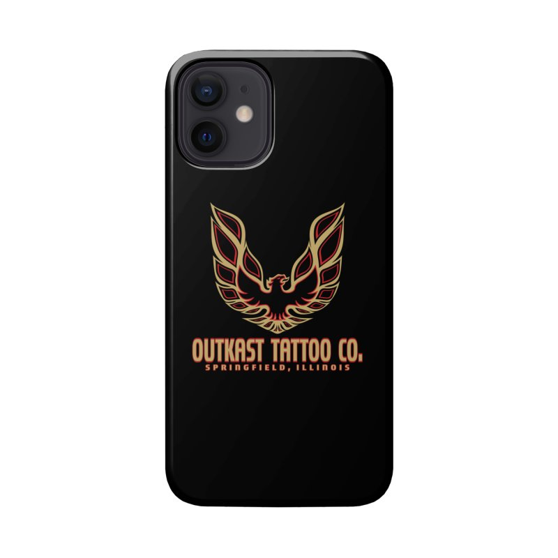 OUTKAST AM Accessories Phone Case by OutkastTattooCompany's Artist Shop