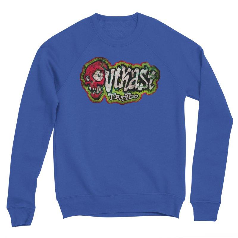 OUTKAST OG LOGO DISTRESSED COLOR Women's Sweatshirt by OutkastTattooCompany's Artist Shop
