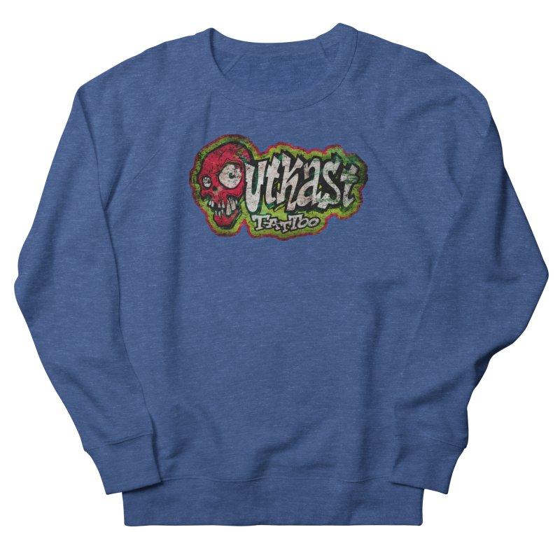 OUTKAST OG LOGO DISTRESSED COLOR Men's Sweatshirt by OutkastTattooCompany's Artist Shop