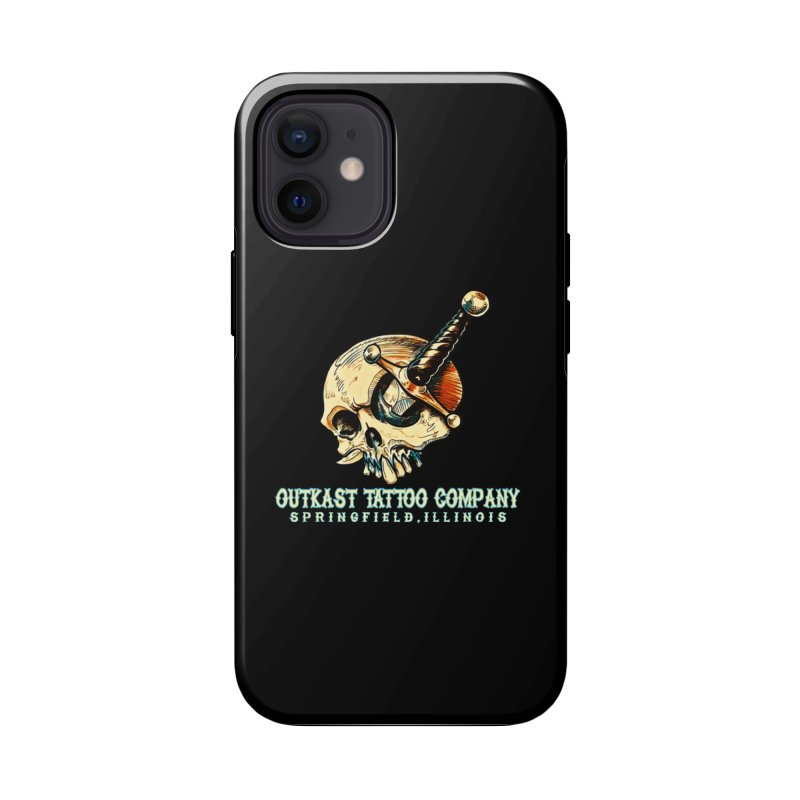 OUTKAST TATTOO COMPANY - EYE WILL STAB YOU Accessories Phone Case by OutkastTattooCompany's Artist Shop