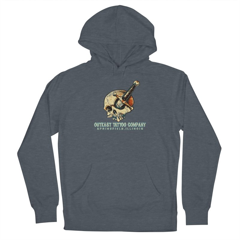 OUTKAST TATTOO COMPANY - EYE WILL STAB YOU Women's Pullover Hoody by OutkastTattooCompany's Artist Shop