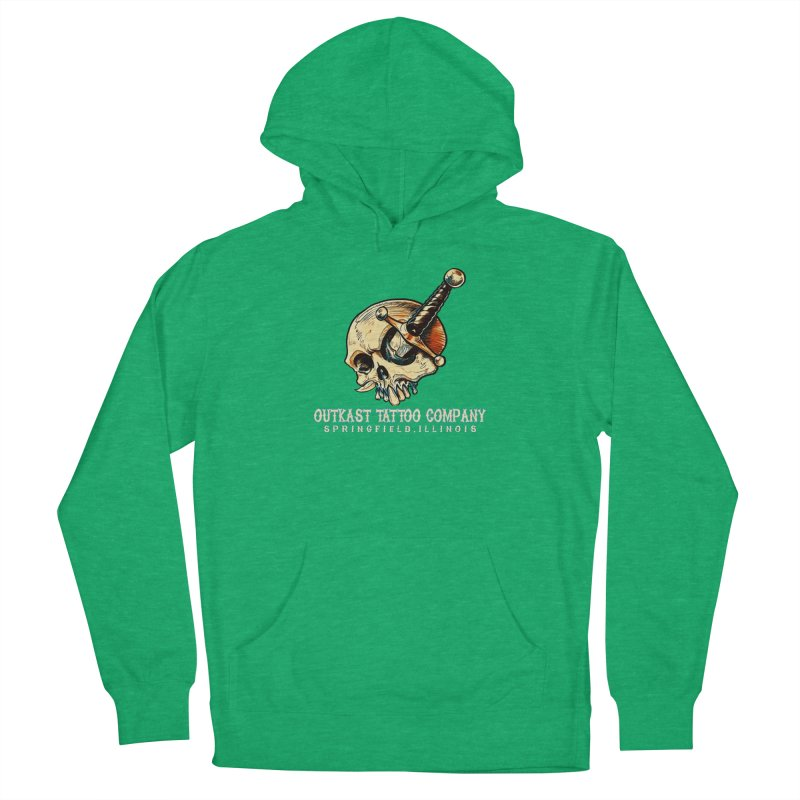 OUTKAST TATTOO COMPANY - EYE WILL STAB YOU Men's Pullover Hoody by OutkastTattooCompany's Artist Shop