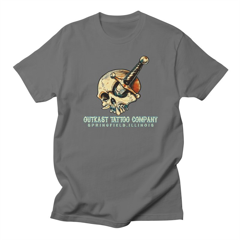 OUTKAST TATTOO COMPANY - EYE WILL STAB YOU Men's T-Shirt by OutkastTattooCompany's Artist Shop