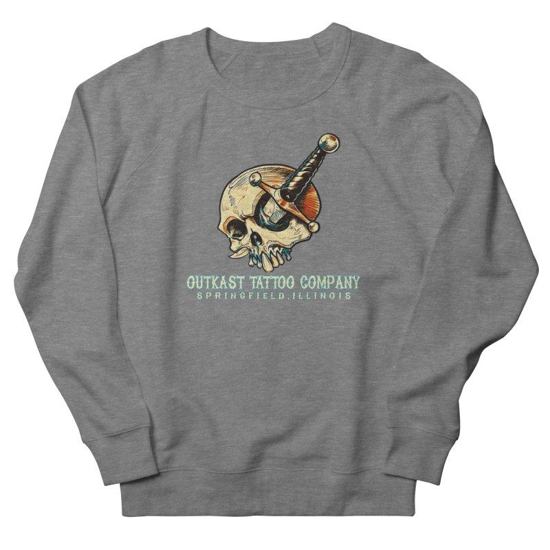 OUTKAST TATTOO COMPANY - EYE WILL STAB YOU Women's Sweatshirt by OutkastTattooCompany's Artist Shop