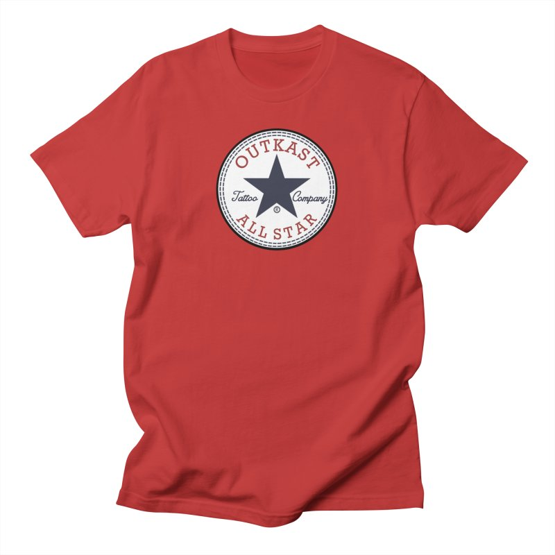 Outkast Tuck Chaylor All Star Men's T-Shirt by OutkastTattooCompany's Artist Shop